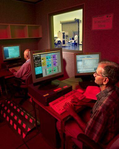 AEHF Payload I&T Facility