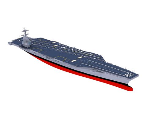 Future Aircraft Carrier Funding