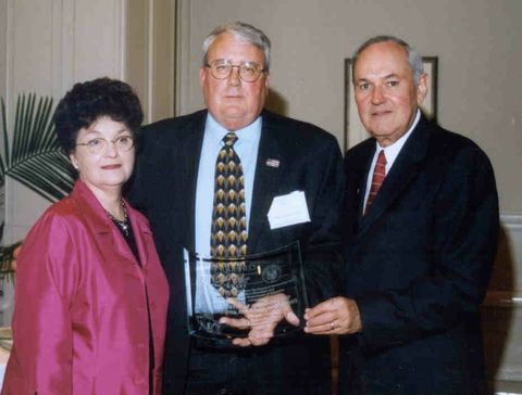 Distinguished Partner in Education Award