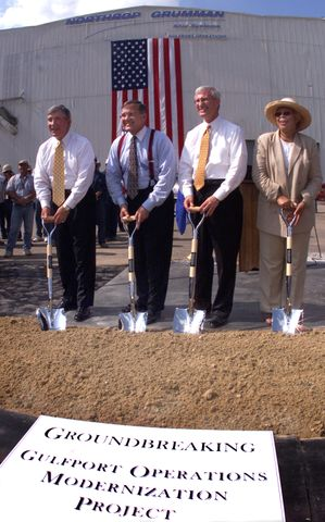 Gulfport Groundbreaking