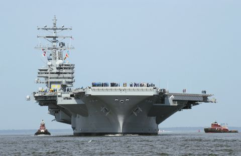 Ronald Reagan (CVN 76) A