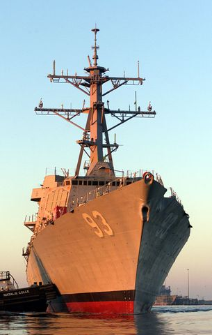 DDG 93 To Be Christened Chung-Hoon