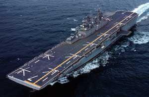 U.S. Navy Awards Northrop Grumman $1.37 Billion Contract to Build LHD 8