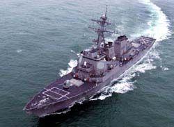 Photo Advisory -- USS Cole Ready to Return