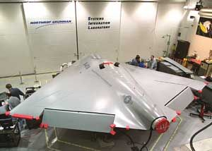 Northrop Grumman's Pegasus Unmanned Vehicle Achieves Milestones in Preparation for First Flight