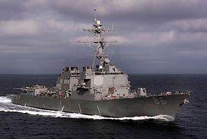 Northrop Grumman Delivers 16th Aegis Destroyer to U.S. Navy by Setting Testing Precedent
