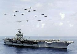 Northrop Grumman Awarded Contract for Work on USS ENTERPRISE