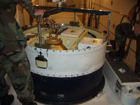 NS50 Missile Guidance