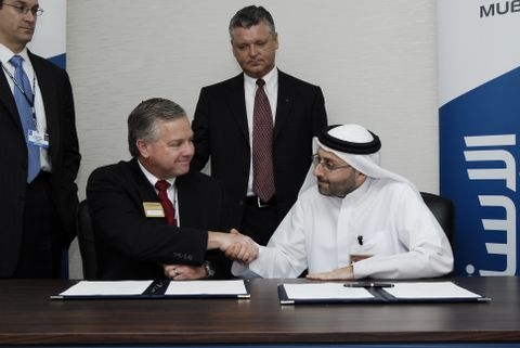 Northrop Grumman - Dubai Air Signing
