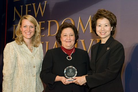 New Freedom Initiative Award