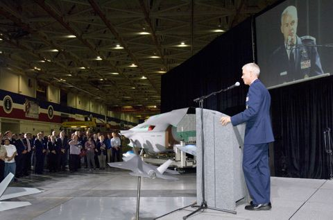 F-35 Production-Milestones