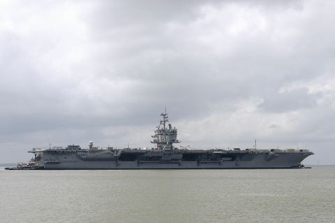 USS Enterprise (CVN 65)