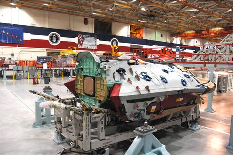 Center Fuselage for<br />F-35 Lightning II Aircraft