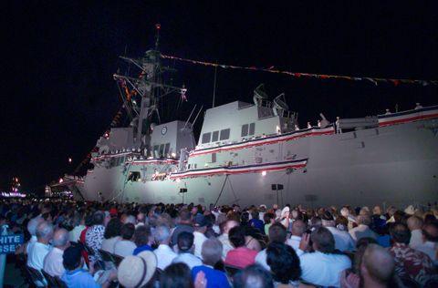 USS Kidd Commissioning (a)