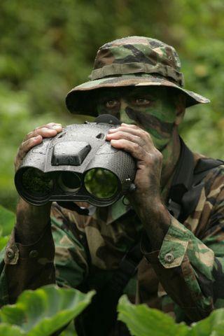 Mark VIIE Laser Rangefinder