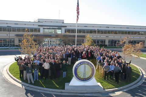 Northrop Grumman Celebrates 60 Years Supporting Air Force's Intercontinental Ballistic Missile Mission