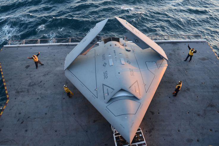 X-47B UCAS