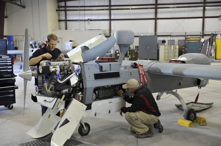Unmanned Systems Integration Center