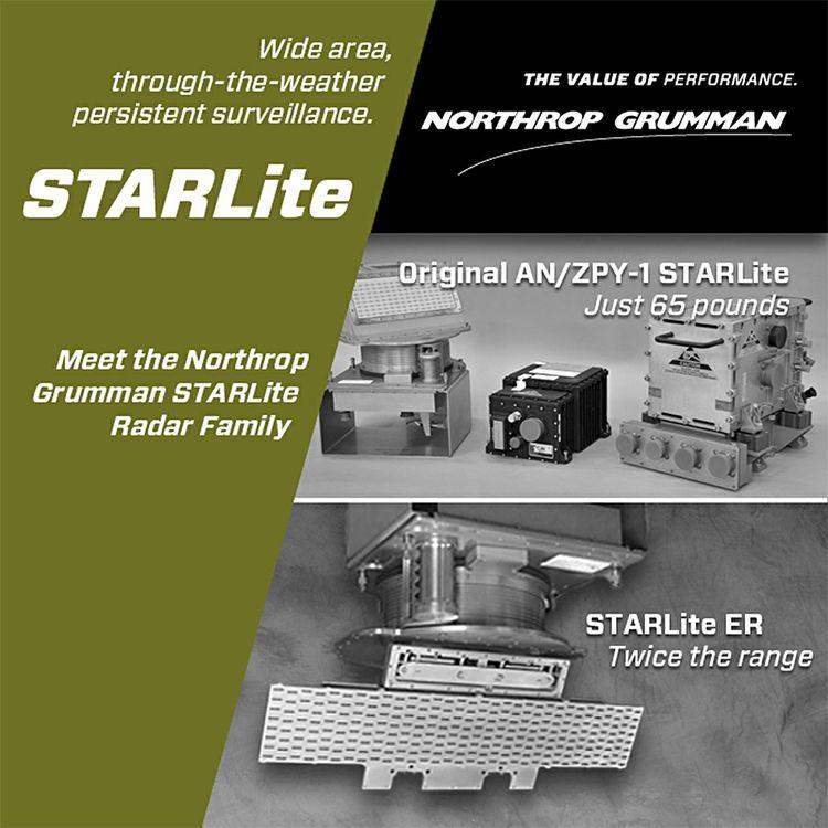 STARLite Radar Family Infographic