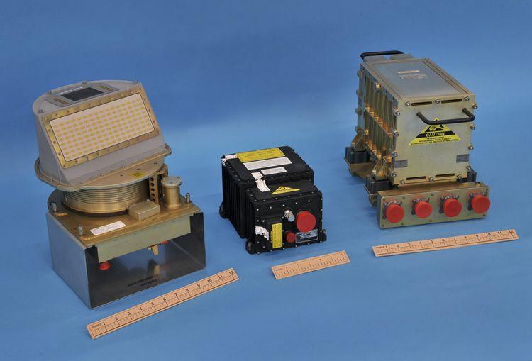 STARLite Tactical Radar - Lightweight AN/ZPY-1