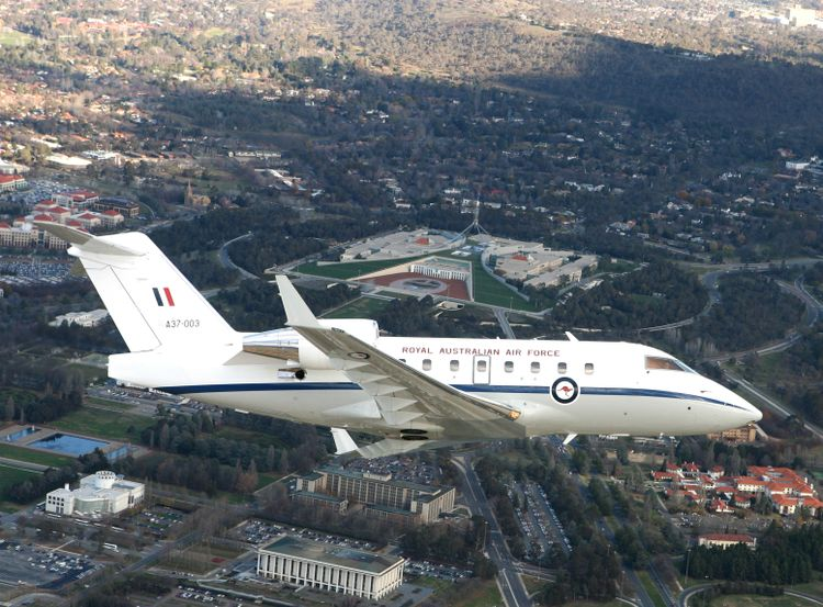 Special Purpose Aircraft Through-Life Support