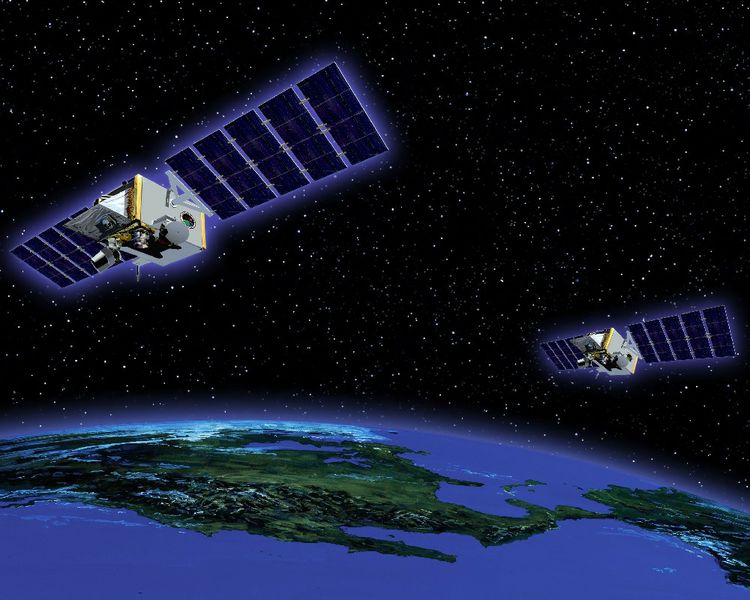 Space Tracking and Surveillance System (STSS)