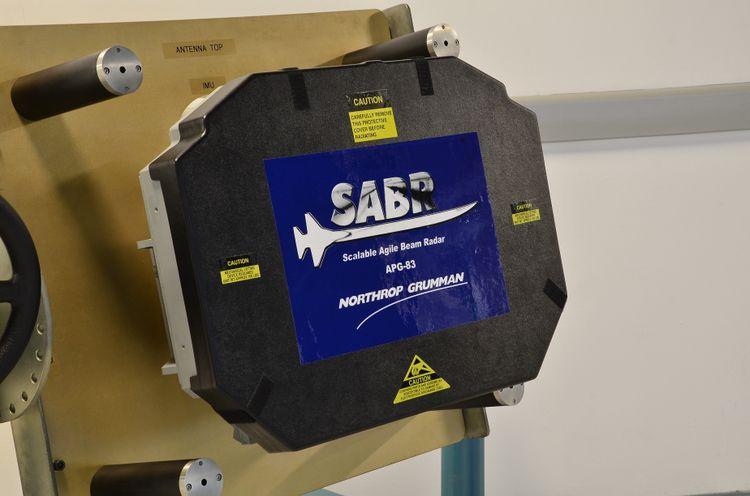 SABR Radar