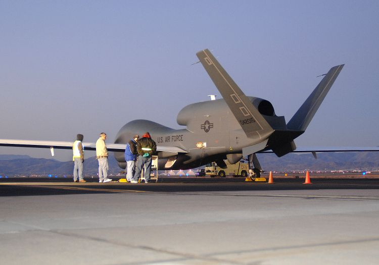 RQ-4 Block 20 Global Hawk