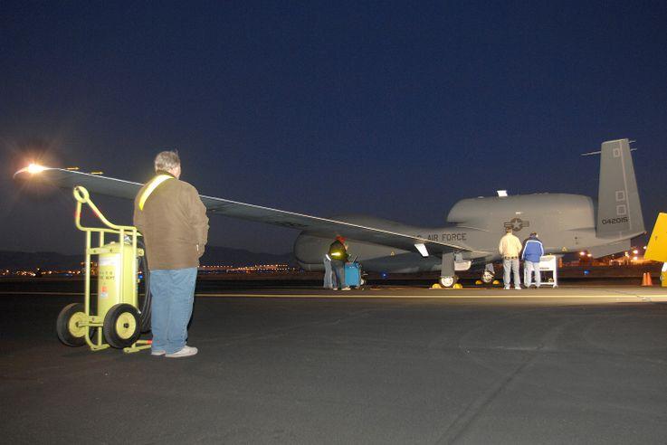 RQ-4 Block 20 Global Hawk