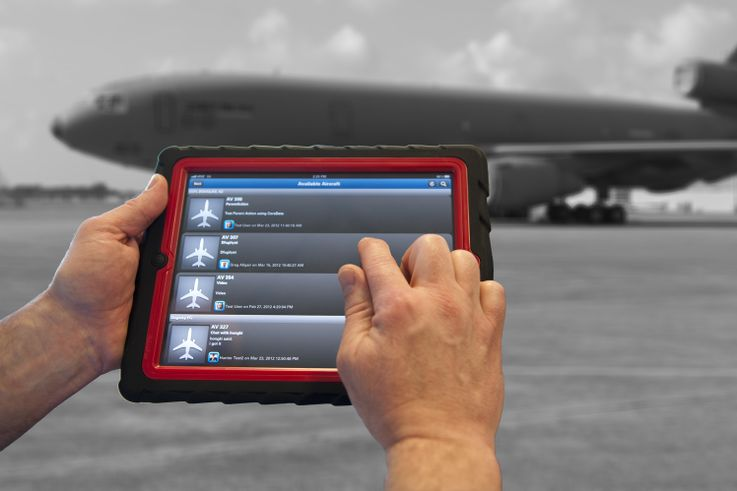 Your paperless flight line