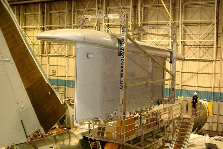 Multi-Role Electronically Scanned Array Surveillance Radar (MESA)