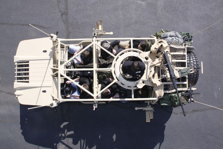 Medium Assault Vehicle-Light (MAV-L)