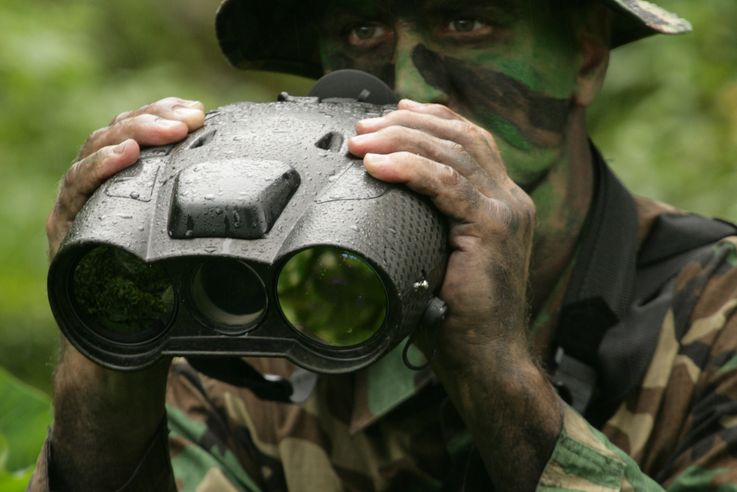 Mark VIIE Handheld Target Locator