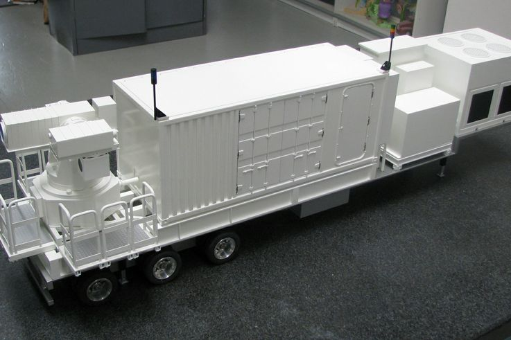 Maritime Laser Demonstration
