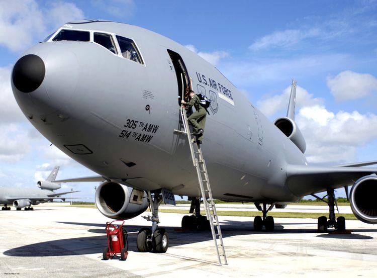 KC-10 Contractor Logistics Support