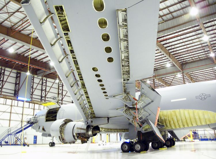 KC-10 Contractor Logistics Support