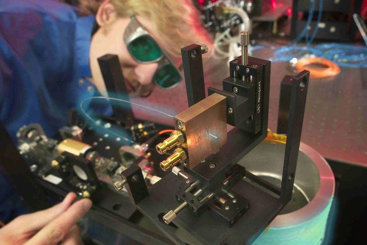 Joint High Power Solid-State Laser (JHPSSL) Program