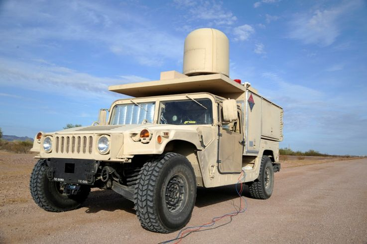 Highly Adaptable Multi-Mission Radar (HAMMR)