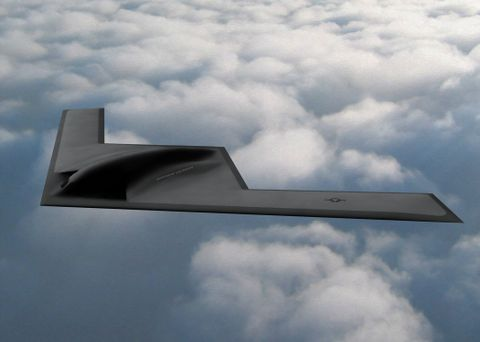 US Air Force Selects Northrop Grumman as Partner on Long-Range Strike Bomber