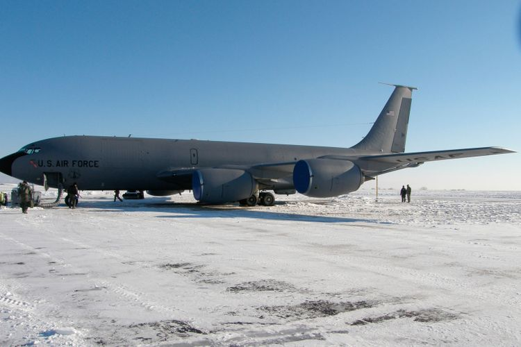 Guardian™ Anti-Missile System on KC-135