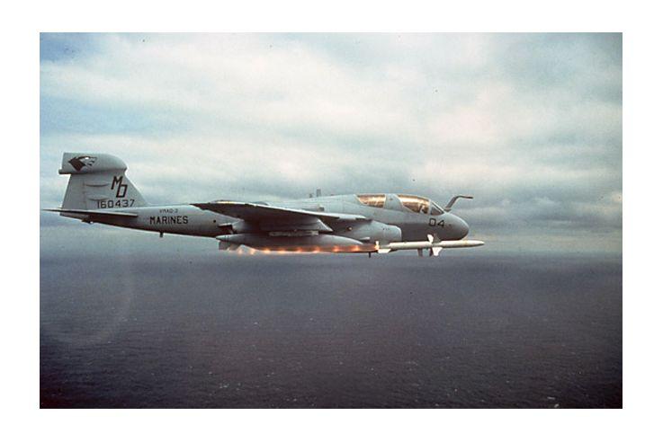 EA-6B Prowler Improved Capability (ICAP) III