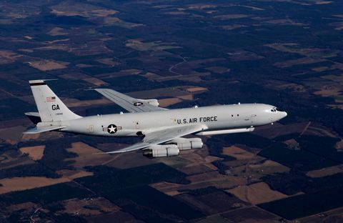 US Air Force Extends E-8C Joint STARS Fleet Support Partnership with Northrop Grumman