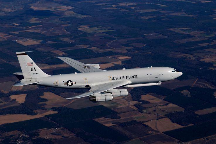 US Air Force Extends E-8C Joint STARS Fleet Support Partnership with Northrop Grumman
