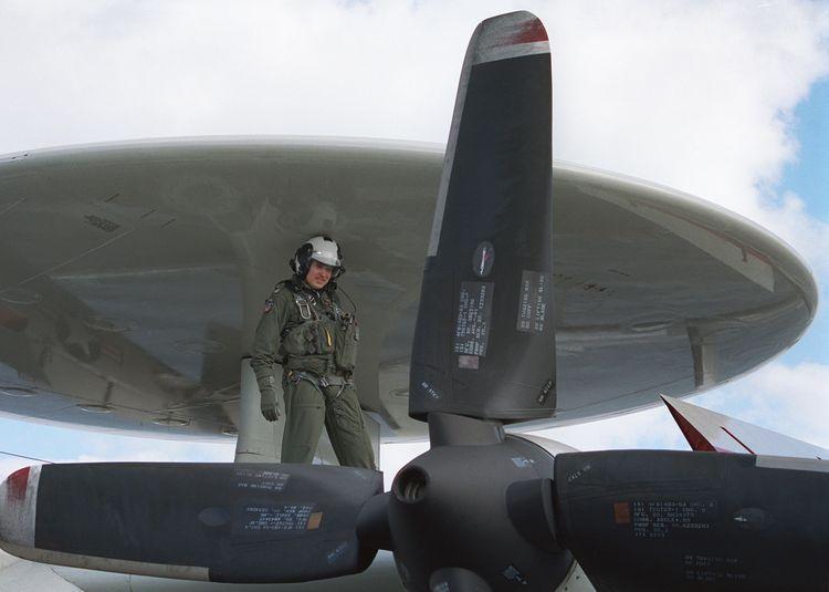 E-2C Hawkeye 2000