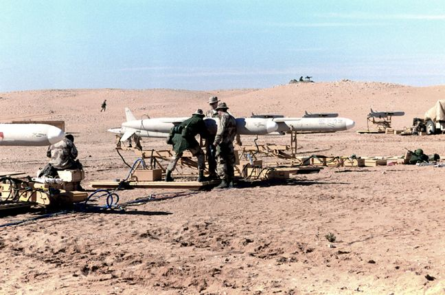 Chukar III Aerial Target