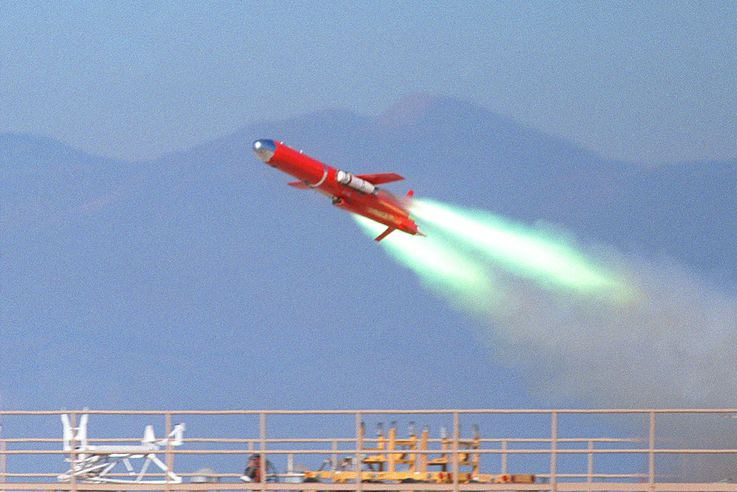 Chukar III Aerial Target