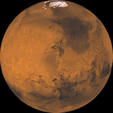 NASA Jet Propulsion Laboratory Awards Mars Orbiter Study Contract to Northrop Grumman