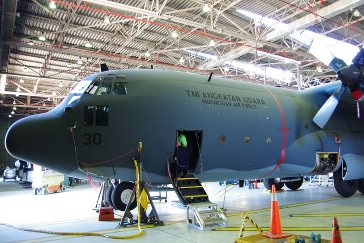 C-130 Hercules Through-Life Support