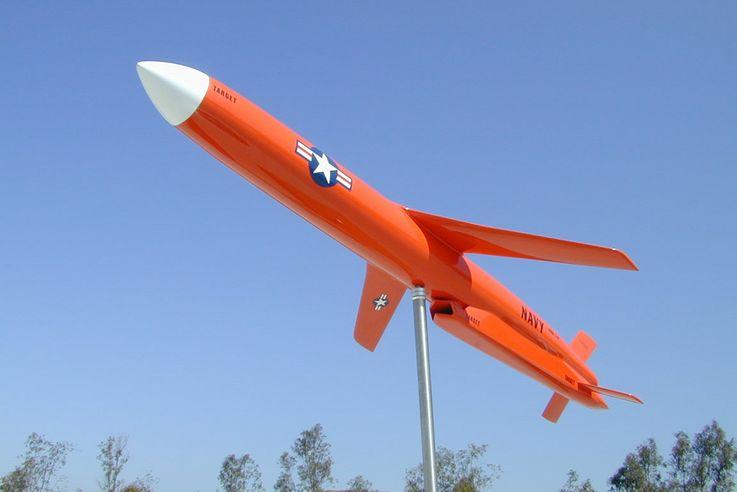 BQM-74F Aerial Target