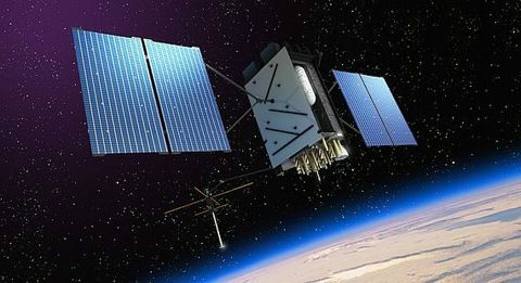 US Air Force Awards Northrop Grumman GPS III Space Vehicle Alternatives Program Study Contract